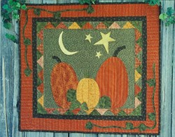 Autumn Nights Quilt Pattern <br> by Bits & Pieces