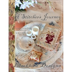 A Stitcher's Journey Book by Blackbird Designs