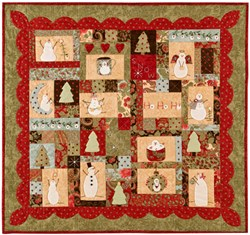 Postcard Cuties for Winter Pattern<br>Bunny Hill Designs