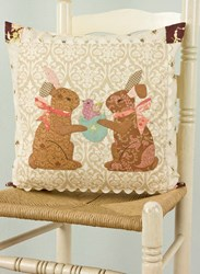 The French Rabbits Patten <br> by Bunny Hill Designs