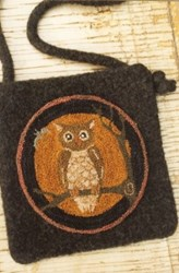 Olde Owl Punch Needle Pattern