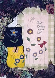 Secret Garden Treasures Needlepunch Pattern <br>by Cranberry Junction