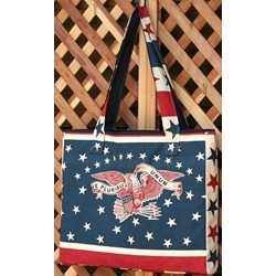 Exclusive Extra Large Americana Tote Kit