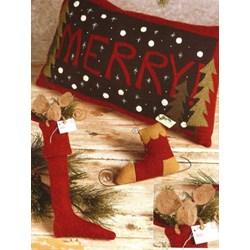 Merrymakers Pattern