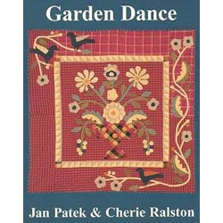 Only One!  Rare Treasure! -   Signed Copy Garden Dance by Jan Patek & Cherie Ralston
