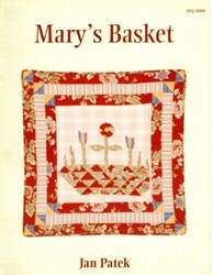 Mary's Basket Quilt Pattern Booklet