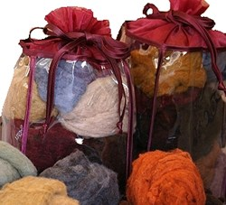 Warm & Cozy Wool Roving Half Pack Pack