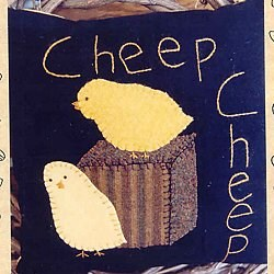 Cheep Cheep Pattern<br> by Liberty Rose