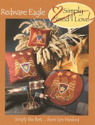 Red Ware Eagle <br><i>Simply</i> Need'l Love