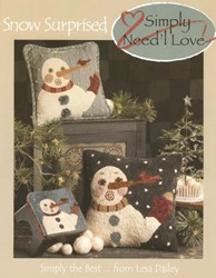 Snow Surprised <br><i>Simply</i> Need'l Love