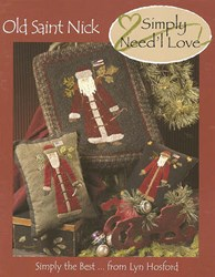 OLD SAINT NICK <br><i>Simply</i> Need'l Love