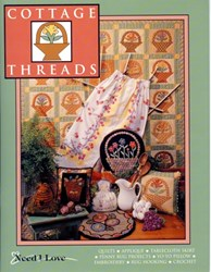 Cottage Threads Book by Need'l Love