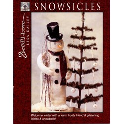 Snowsicles Pattern Booklet by Need'l Love