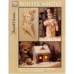 Vintage Find!  Winter Whites Pattern Booklet by Need'l Love