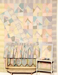 House Hunting  Quilt Pattern by Sandy Gervais of Pieces From My Heart