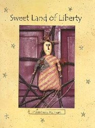 Vintage Find!  Sweet Land of Liberty Book<br>by Sandy Gervais