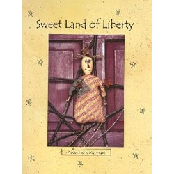 Vintage Find!  Sweet Land of Liberty Bookby Sandy Gervais