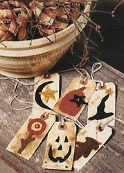 Fall Hang Ups Pattern by Sandy Gervais of Pieces From My Heart