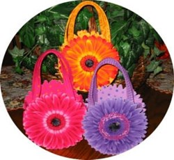 Daisy Basket Mini Tote Kit