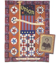 Lincoln Union Memorial Quilt Pattern by Terry Clothier Thompson for Peace Creek Pattern Co.