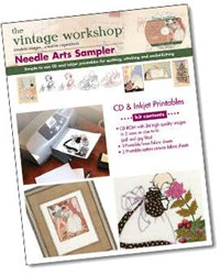 Needle Arts Sampler<br>the Vintage Workshop