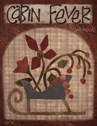 Last One -  <br>Vintage Find!<br>  Cabin Fever Book