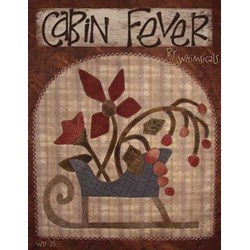 Last One -  Vintage Find!  Cabin Fever Book