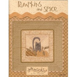 Pumpkins and Spice Book