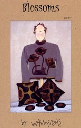 Vintage Find!  Blossoms Pattern <br>by Whimsicals Designs