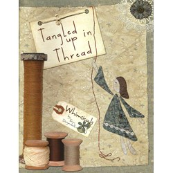 Tangled up in Threads Book