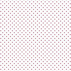 Swiss Dot- Red & White - by Riley Blake Fabrics