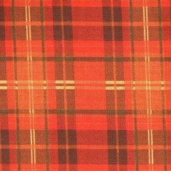 Holiday Prints - Autumn Plaid - by AE Nathan Co