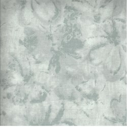Hawaiian Prints - Grey Tonal Floral - by AE Nathan