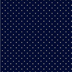 American Valor Dots on Dark Blue by Faye Burgos for Marcus Brothers