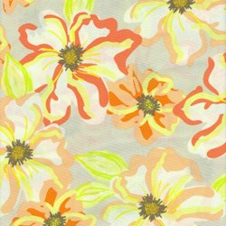 Naturella - Garden Aquarella  Fat Quarter