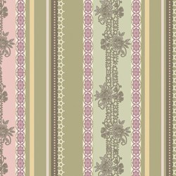 Dashing Roses - Palm Lace Ribbons