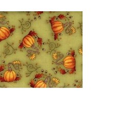 Funky Fall Pumpkins by Clothworks