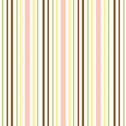 Cottage Charm - Pink Stripe - by Jacquelynne Steves of The Art of Home for Henry Glass