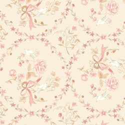 Flowers for Emma Birds Quilting Fabric ~ by Ann Sutton for Henry Glass & Co Fabrics