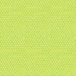 "9"" Remnant Piece - Four Seasons - Spring - Green Dot Tonal - by Julie Paschkis for In The Beginning Fabrics"