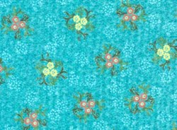 "72""x21"" Remnant- Glow Quilting Fabric"