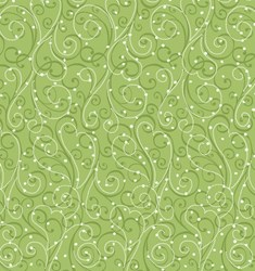 Holiday Cheer - Green Swirls