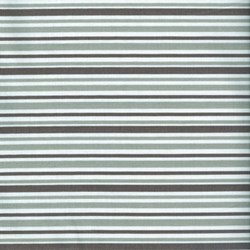 Holly Jolly - Gray Stripes - by Jen Allyson of My Mind's Eye for Riley Blake Fabrics