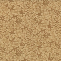 Kansas Troubles Favorites II -Tonal Tan Flowers- by Kansas Troubles for Moda