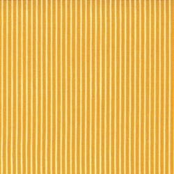 Le Petit Poulet - Yellow/Cream Mini Stripe - by American Jane for MODA
