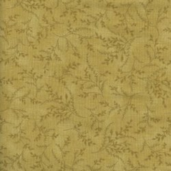 Mrs. March's Collection Fat Quarter - Autumn Forest - Branches - Lecien