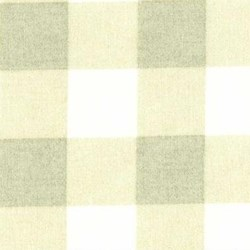 Durham Quilt Collection Anew Fat Quarter - Green Plaid with White/Cream - by Brenda Riddle for Lecien