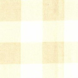 Durham Quilt Collection Anew Fat Quarter - Yellow Plaid with White/Cream - by Brenda Riddle for Lecien