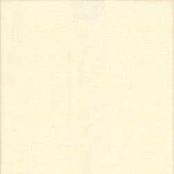 Quilters Basic Fat Quarter - White Chocolate Cream Micro Pin Stripe - Lecien