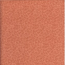 Quilters Basic Fat Quarter - Dark Pink Tonal Mini Floral - Lecien